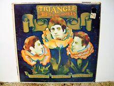THE BEAU BRUMMELS, TRIANGLE, VINTAGE 1967 EARLY FOLK ROCK  STEREO LP