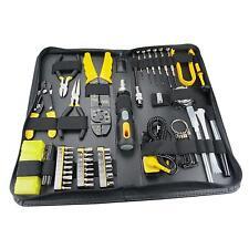 SPROTEK 58 pezzi Kit di strumenti di riparazione computer in resistente custodia con cerniera