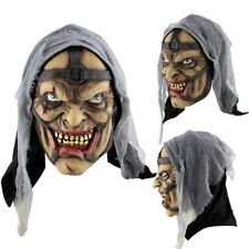 👻HALLOWEEN FULL FACE SCARY MASK👻Party Fancy Dress Horror Creepy Spooky Prop👻