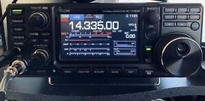 ICOM IC-7300 HF plus 50 MHz RF Direct Sampling 100 Watt