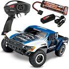 Traxxas Slash RTR 58034-1 Short Course 1/10 RC Truck KEEGAN KINCAID Vision Wheel