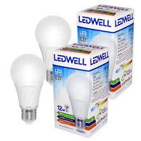 E27 LED 12W wie 120W Glühbirne Tageslicht Kaltweiß Warmweiß Sparlampe Bulb @COFI