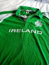 Ireland Rugby Union Football Shirt Mens  XL