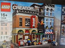 LEGO CREATOR 10246 DETEKTIVBÜRO NEU OVP EXKLUSIV (PASST ZU 10211 10224 10255)