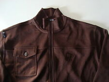NWT Mens Rocawear brown jacket size L