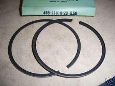 NOS 1974-75 Yamaha MX175 Piston Ring Set ( +0.50) 455-11610-20