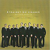 Holiday Spirits by Straight No Chaser Acappella 2008 CD Music Rock Christmas
