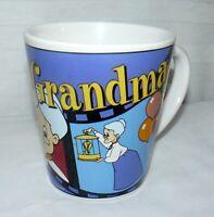 Looney Tunes Grandma W Tweety Bird 14 oz. Ceramic Mug Cup Granny
