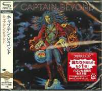 CAPTAIN BEYOND-CAPTAIN BEYOND-JAPAN  SHM-CD D50