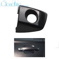 x1 Vorne Link 4H1837879 Für Audi A6 C7 A7 Türgriff Schlüsselloch Trim Abdeckung