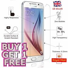 Tempered Glass Screen Protector Film For Samsung Galaxy S5 S6 S7 J5 J3 2016 2017