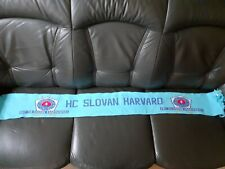 Scarf / Sjaal - HC Slovan Harvard Bratislava / Ice Hockey - nr. 08.