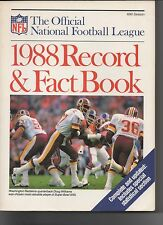 NFL 1988 Record and Fact Book
