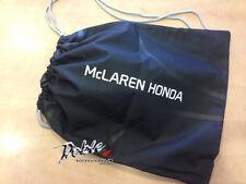 Nouveau 2016 genuine honda accessoires mclaren honda F1 team gym kit draw string bag