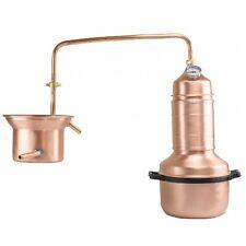 Distillatore-Alambicco a serpentina da 5 litri per oli essenziali