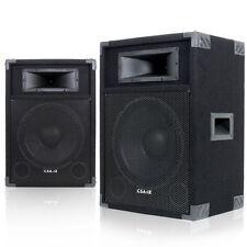 Skytec Performance & DJ PA Speakers