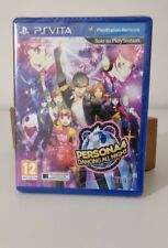 Persona 4 Dancing All Night - Sony PS Vita PSVita - PAL ITALIANO NUOVO SIGILLATO