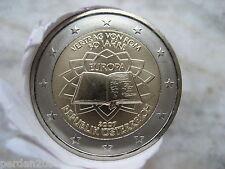 AUSTRIA 2007 2 EURO FDC UNC 50° anniv. Trattati di Roma TOR ÖSTERREICH