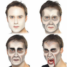 Déguisements et masques maquillages bleus