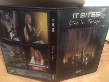IT BITES Live In Tokyo DVD (Francis Dunnery)