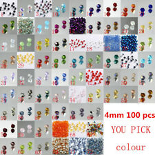100pcs 4mm #5301 Austria Crystal beads for Jewelry marking necklace&Bracele
