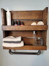 Farmhouse decor Shelf for kitchen, bathroom or living room.