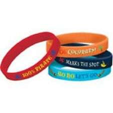 Jake and the Neverland Pirates- Bracelets 4 Pieces