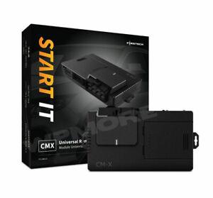 Compustar Firstech FT-CMX-LC Universal Remote Start + Security Controller CM-X