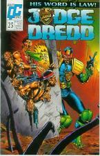 Judge Dredd # 25 (Cam Kennedy) (Quality Comics USA, 1988)