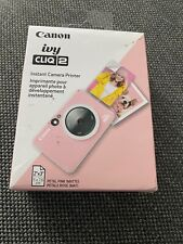 NEW* Canon Ivy CLIQ2 Instant Film Camera-PINK