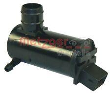 METZGER Waschwasserpumpe Scheibenreinigung 2220031 vorne für VOLVO S80 2 AS V70