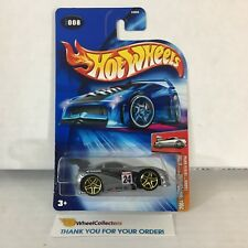Tooned Toyota Supra #8 * Zamac * 2004 Hot Wheels * HA27