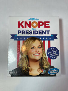 Knope For President Party Card Game for Ages 16 and Up
