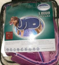 NEW!! Weatherbeeta for One Stop 600D Deluxe Dog Coat Waterproof with 220g Fill