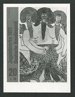 BUND FOTO-ESSAY 711/714 JUGEND 1972 UNVERAUSG. MOTIV GRIECHISCHE MYTHOLOGIE e548