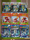 LEGO MIXELS Series 4 CARTOON NETWORK COMPLETE SET OF 9 PACKS NEW