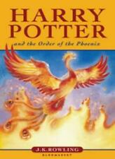 Harry Potter and the Order of the Phoenix (Harry Potter 5) By J.K. Rowling