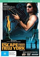 Escape From New York (DVD, 2019, 2-Disc Set)