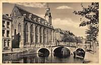 B106210 Netherlands Leiden Universiteit Bridge Pont