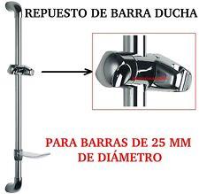 RECAMBIO BARRA DE DUCHA, SOPORTE MANGO DE DUCHA PARA BARRAS DE 25 mm RAMON SOLER
