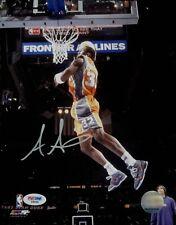 Amare Stoudemire Hand Signed Autographed 8x10 Photo Big Slam Dunk  PSA