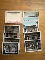 ancienne pochette 10 photos - Château de Blois - années 50