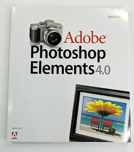 Adobe Photoshop Elements 4.0, Sealed User Guide 2005