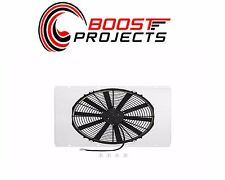 Mishimoto 67-69 Pontiac Firebird Performance Aluminum Fan Shroud w/ Probe