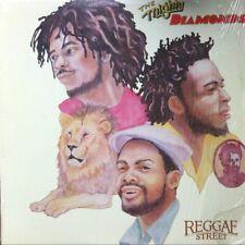 MIGHTY DIAMONDS – Reggae Street (Shanachie-43004) Reggae Vinyl LP 1981