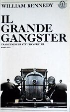 WILLIAM KENNEDY IL GRANDE GANGSTER FRASSINELLI 1985