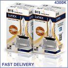 2 x D1S NEU Stück LUNEX4300K  HID XENON kompatibel mit 66043 66144 85410 CM