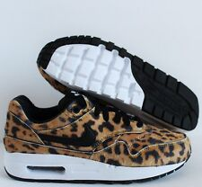 "NIKE AIR MAX 1 QS (GS) ""ZOO PACK LEOPARD"" SZ 4Y-WOMENS SZ 5.5 [827657-700]"