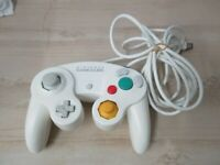 L865 Nintendo GameCube official Controller White Japan GC x