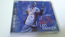 """Leo parker """"let me tell you 'Bout It"""" CD 7 tracks mint"""